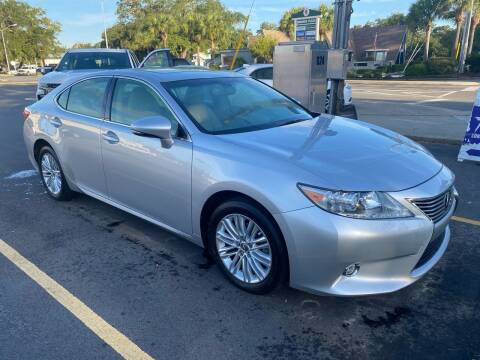 2014 Lexus ES 350 for sale at GOLD COAST IMPORT OUTLET in St Simons GA