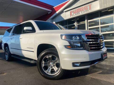 2017 Chevrolet Suburban for sale at Furrst Class Cars LLC  - Independence Blvd. in Charlotte NC
