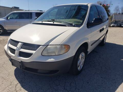 2003 Dodge Caravan for sale at BBC Motors INC in Fenton MO