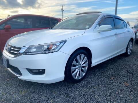 2015 Honda Accord for sale at Universal Auto INC in Salem OR