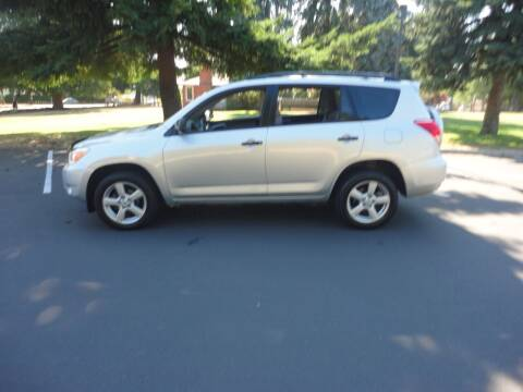 2007 Toyota RAV4 for sale at TONY'S AUTO WORLD in Portland OR