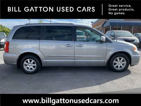 2013 Chrysler Town and Country for sale at Bill Gatton Used Cars in Johnson City TN