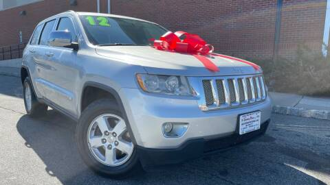 2012 Jeep Grand Cherokee for sale at Speedway Motors in Paterson NJ