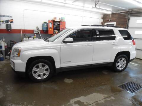 2016 GMC Terrain for sale at East Barre Auto Sales, LLC in East Barre VT