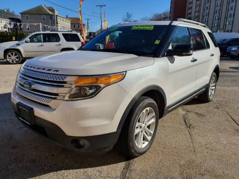2012 Ford Explorer for sale at Porcelli Auto Sales in West Warwick RI