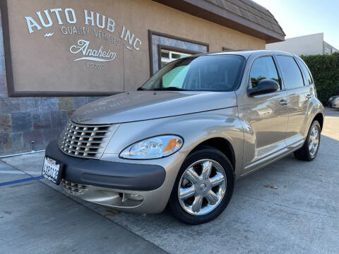 2002 Chrysler PT Cruiser for sale at Auto Hub, Inc. in Anaheim CA