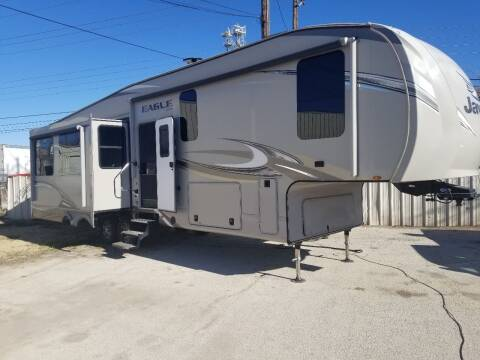 2018 JAYCO FIFTH WHEEL 321RSTS FIFTH WHEEL for sale at Key City Motors in Abilene TX
