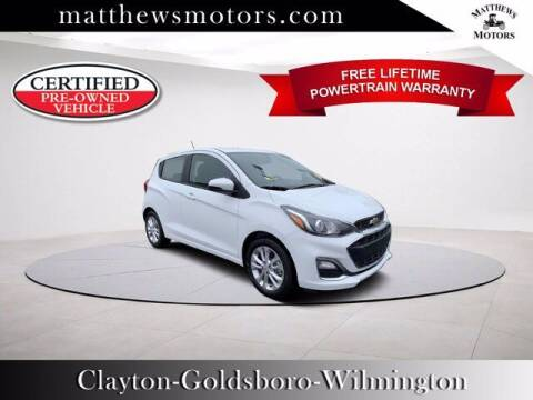 2021 Chevrolet Spark for sale at Auto Finance of Raleigh in Raleigh NC