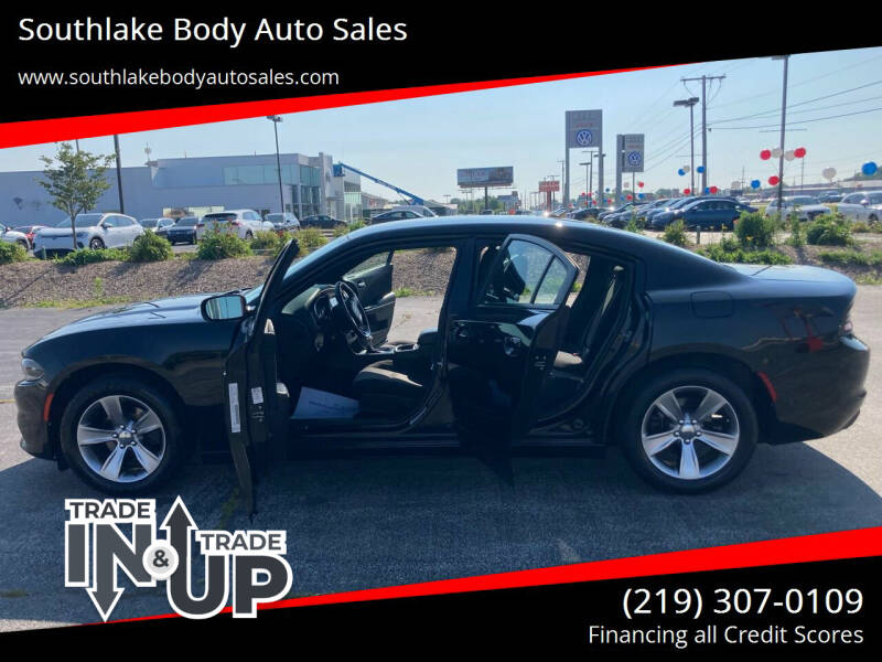 2015 Dodge Charger for sale at Southlake Body Auto Sales in Merrillville IN