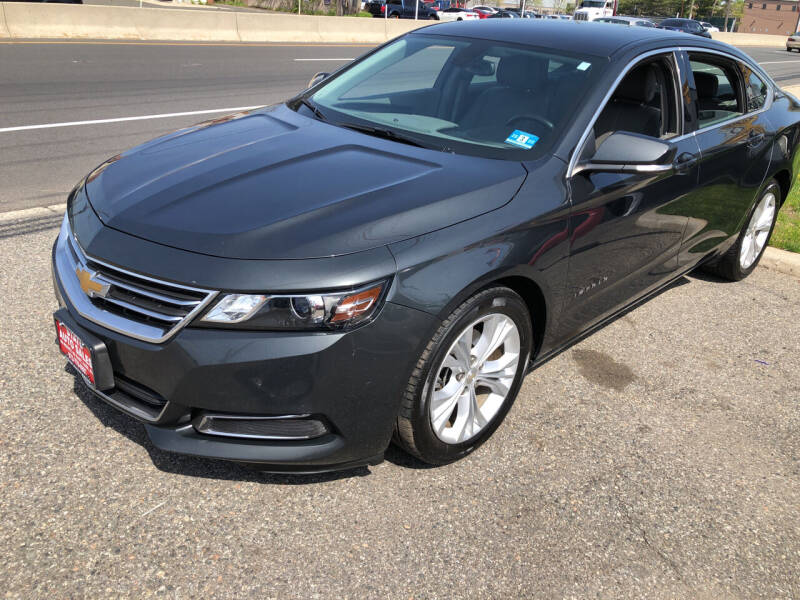 2015 Chevrolet Impala for sale at STATE AUTO SALES in Lodi NJ