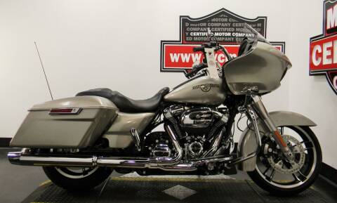 2018 Harley-Davidson Road Glide for sale at Certified Motor Company in Las Vegas NV