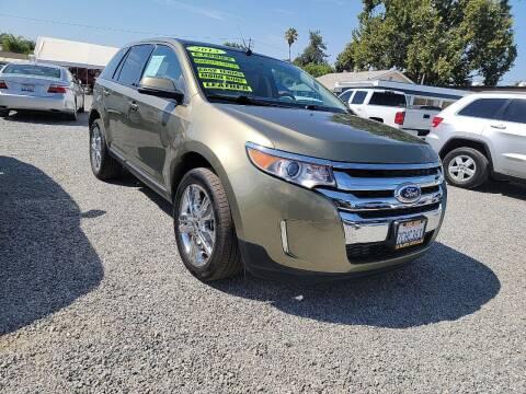 2013 Ford Edge for sale at La Playita Auto Sales Tulare in Tulare CA