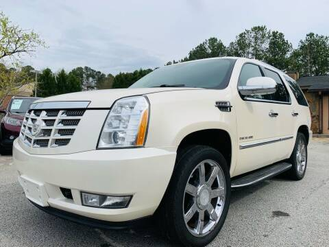 2010 Cadillac Escalade for sale at Classic Luxury Motors in Buford GA