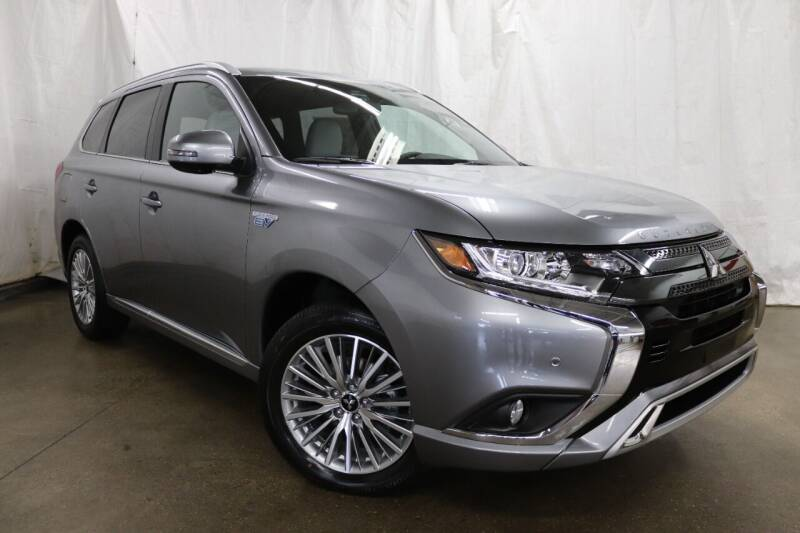 2022 Mitsubishi Outlander PHEV for sale in Bay City, MI