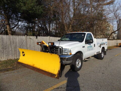 2004 Ford F-250 Super Duty for sale at Wayland Automotive in Wayland MA