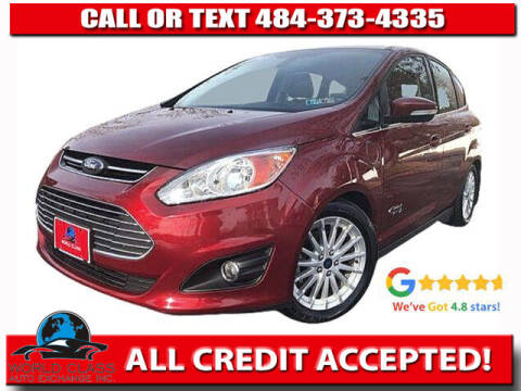 2016 Ford C-MAX Energi for sale at World Class Auto Exchange in Lansdowne PA