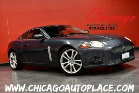 2007 Jaguar XK-Series for sale at Chicago Auto Place in Bensenville IL