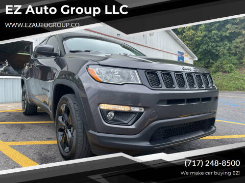 2019 Jeep Compass for sale at EZ Auto Group LLC in Lewistown PA