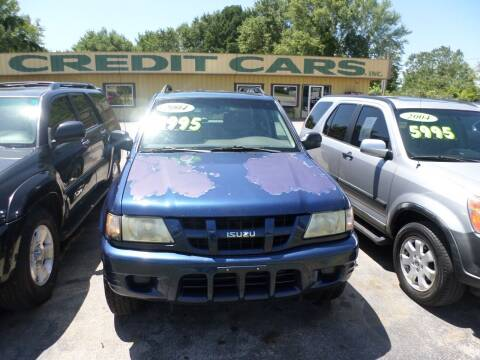 2004 Isuzu Rodeo for sale at Credit Cars of NWA in Bentonville AR