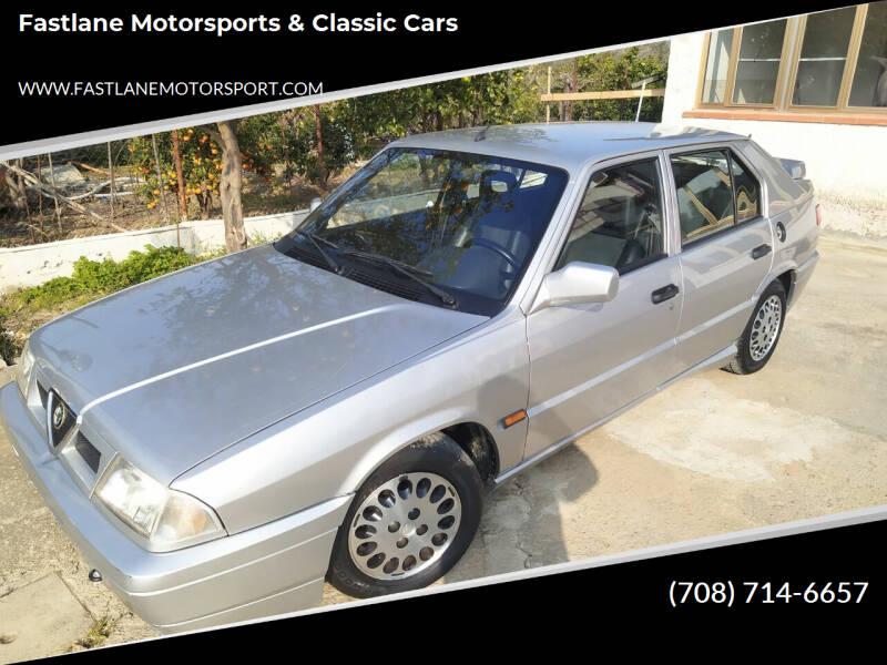 1994 Alfa Romeo 33 for sale at Fastlane Motorsports & Classic Cars in Addison IL