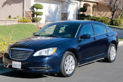 2013 Chrysler 200 for sale at California Diversified Venture in Livermore CA