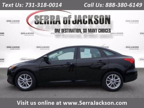 2018 Ford Focus for sale at Serra Of Jackson in Jackson TN