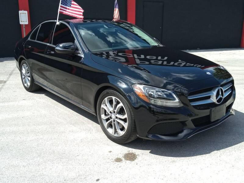 2017 Mercedes-Benz C-Class for sale in Miami, FL