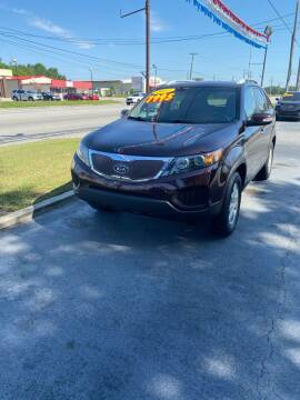 2011 Kia Sorento for sale at D & D Auto Sales in Valdosta GA