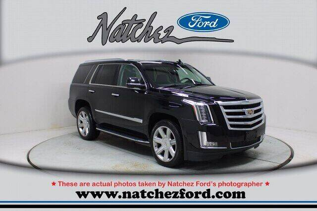 2019 Cadillac Escalade for sale at Auto Group South - Natchez Ford Lincoln in Natchez MS