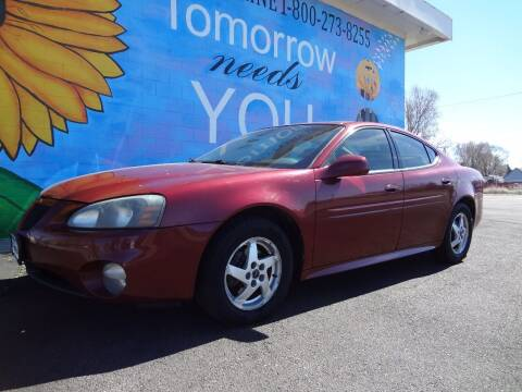 2004 Pontiac Grand Prix for sale at FINISH LINE AUTO SALES in Idaho Falls ID