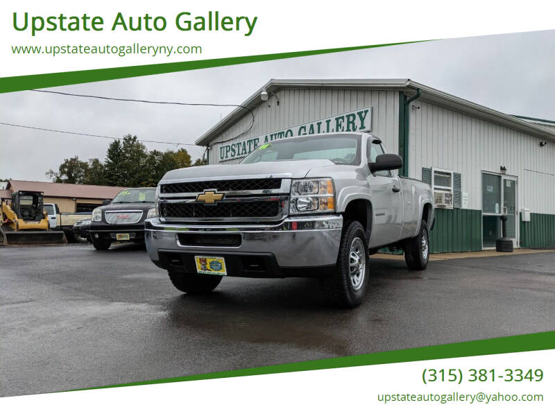 2011 Chevrolet Silverado 3500HD for sale at Upstate Auto Gallery in Westmoreland NY