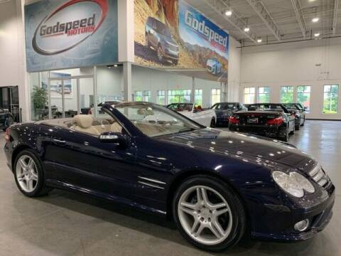 2008 Mercedes-Benz SL-Class for sale at Godspeed Motors in Charlotte NC
