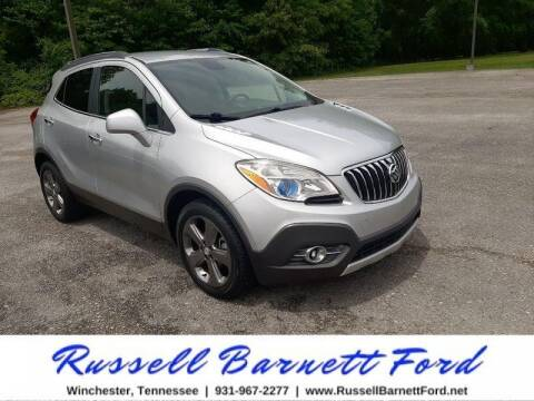 2013 Buick Encore for sale at Oskar  Sells Cars in Winchester TN