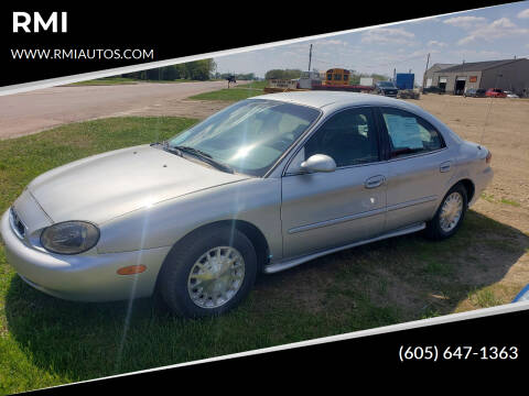 1999 Mercury Sable for sale at RMI in Chancellor SD
