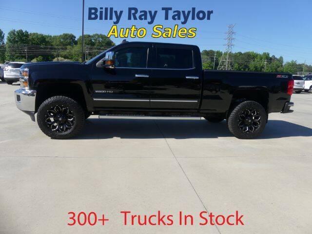 2015 Chevrolet Silverado 2500HD for sale at Billy Ray Taylor Auto Sales in Cullman AL