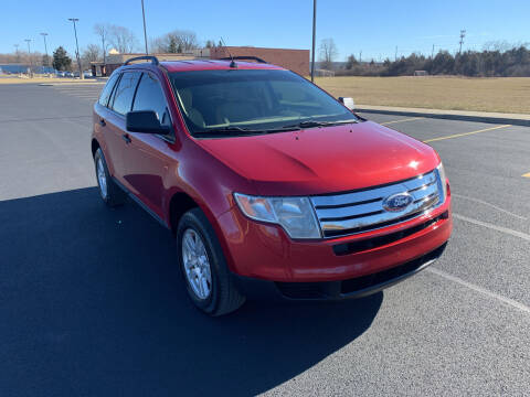 2007 Ford Edge for sale at Quality Motors Inc in Indianapolis IN