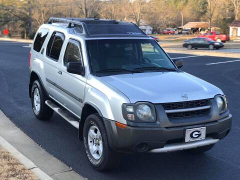 2004 Nissan Xterra for sale at Two Brothers Auto Sales in Loganville GA