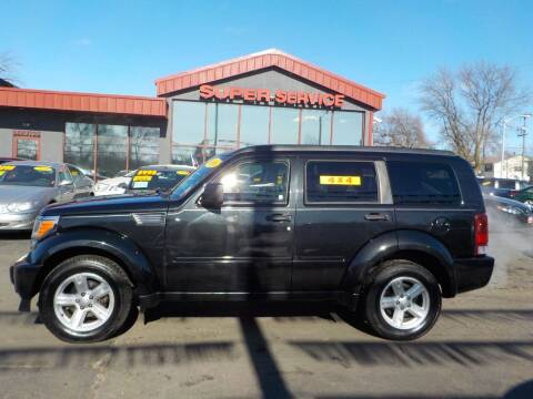 2008 Dodge Nitro for sale at Super Service Used Cars in Milwaukee WI
