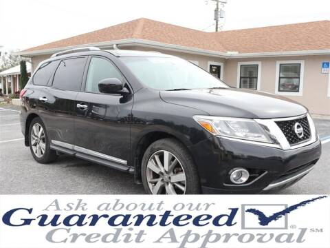 2015 Nissan Pathfinder for sale at Universal Auto Sales in Plant City FL
