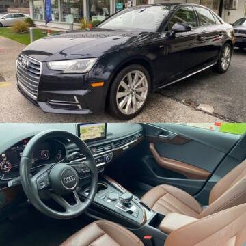 2018 Audi A4 for sale at Certified Luxury Motors in Great Neck NY