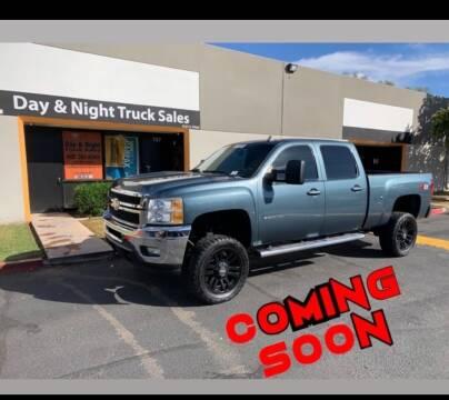 2011 Chevrolet Silverado 2500HD for sale at Day & Night Truck Sales in Tempe AZ