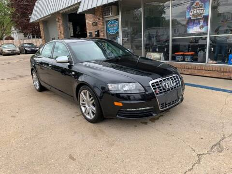 2007 Audi S6 for sale at LOT 51 AUTO SALES in Madison WI
