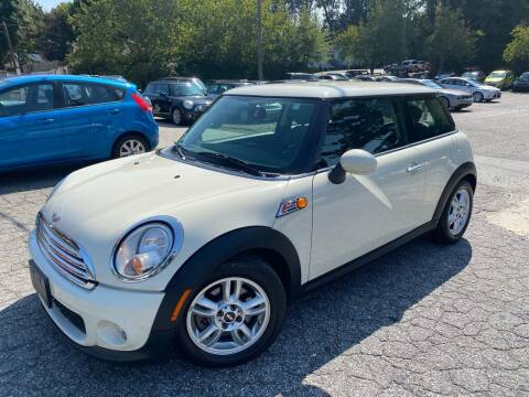 2011 MINI Cooper for sale at Car Online in Roswell GA