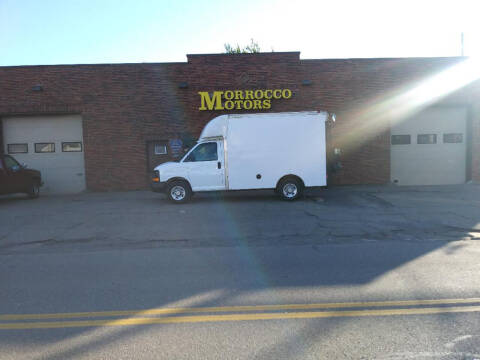 2009 Chevrolet Express Cutaway for sale at Morrocco Motors in Erie PA