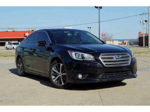 2017 Subaru Legacy for sale at Sand Springs Auto Source in Sand Springs OK