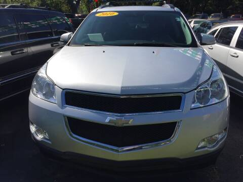 2010 Chevrolet Traverse for sale at Johnson Car Company llc in Crown Point IN