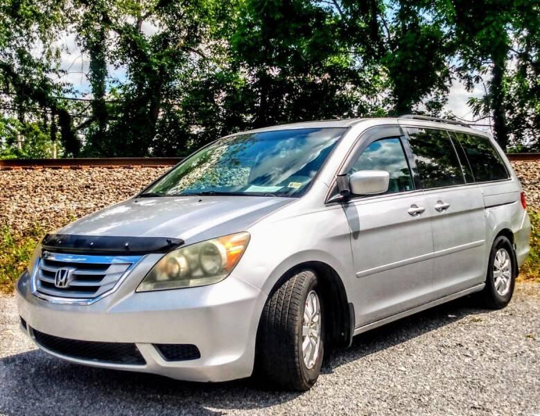 2010 Honda Odyssey for sale at Abingdon Auto Specialist Inc. in Abingdon VA