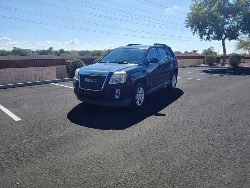 2012 GMC Terrain for sale at Sooner Automotive Sales & Service LLC in Peoria AZ