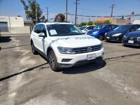 2019 Volkswagen Tiguan for sale at Silver Star Auto in San Bernardino CA