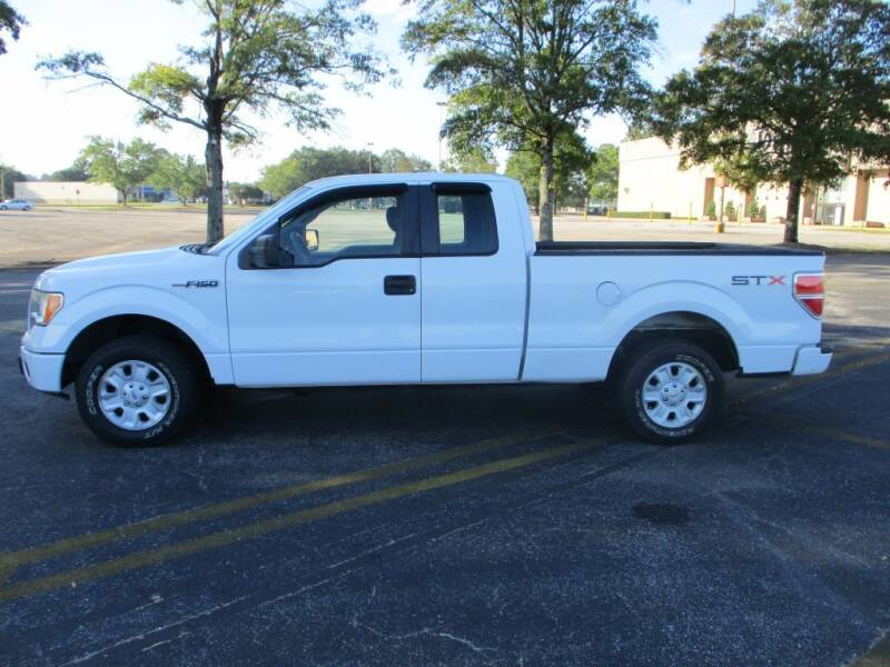 2010 Ford F-150 for sale at A & P Automotive in Montgomery AL
